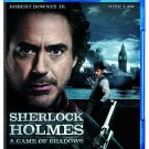 Sherlock Holmes: A Game of Shadows (Movie-Only Edition + UltraViolet Digital Cop