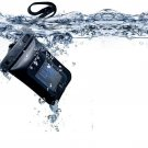 Waterproof Case for Phones, Digital Camera, GPS, MP3 Players 100 ft Flexible