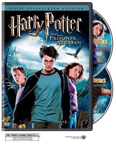 Harry Potter and the Prisoner of Azkaban (2 Disc Edition)  DVD