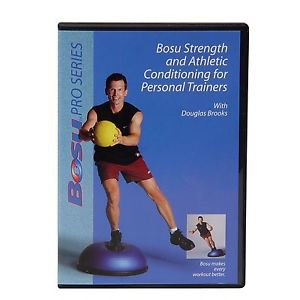 BOSU Strength and Athletic Conditioning for Personal Trainers DVD Douglas Brooks