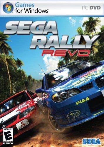 New, Sega Rally Revo - PC (Collector's), Windows XP, Windows Vista