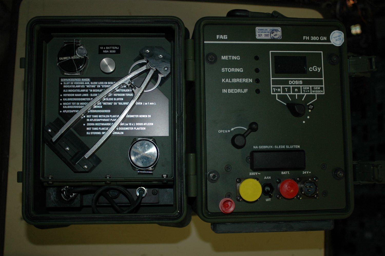 Radiation Surveillance Set