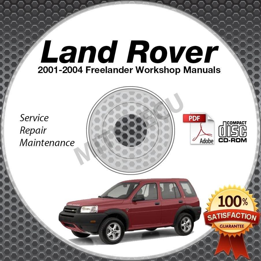 Service Manual [Ac Repair Manual 2004 Land Rover