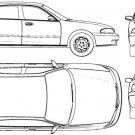 1996 Mazda 626 and MX-6 Service Manual CD ROM 2.0L 2.5L workshop repair