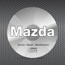 Mazda Transmission Overhaul Manuals CD-ROM transaxle workshop rebuild