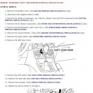 2011 Mazda3 / Mazdaspeed3 Service Manual CD ROM workshop repair 2.0L 2.5L *NEW*