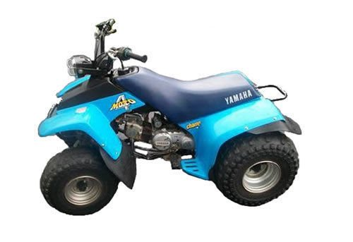 yamaha moto 4 service manual