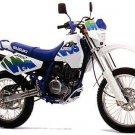 1998-2000 Suzuki DR250 Service Manual CD ROM 2001 repair shop DR250R 1999
