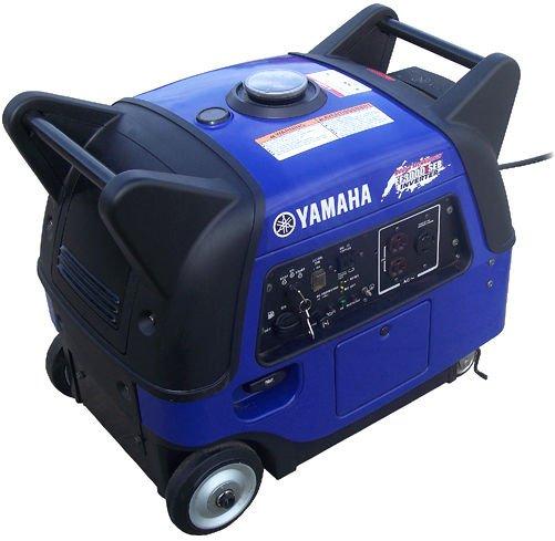 Yamaha ef3000ise ef3000iseb generator service manual cd for Yamaha ef3000ise inverter generator