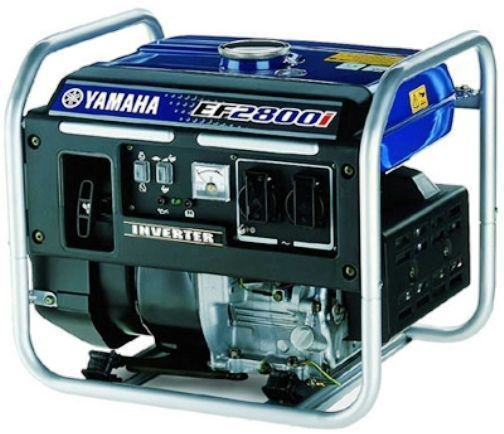 Yamaha EF2800 + EF2800 i, iC, iH Series Generator All-In-One Service Manual CD