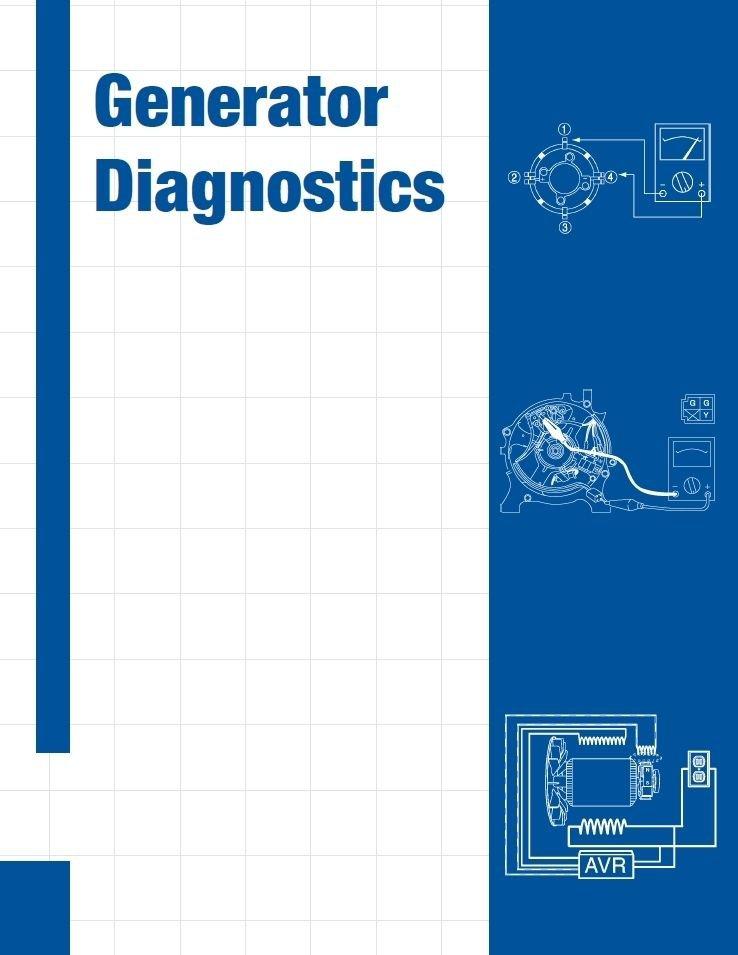 Yamaha Generator Diagnostics Video DVD and Troubleshooting Manual Shop