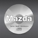 2009-2013 Mazda6 Bodyshop Collision Repair Service Manual CD ROM body