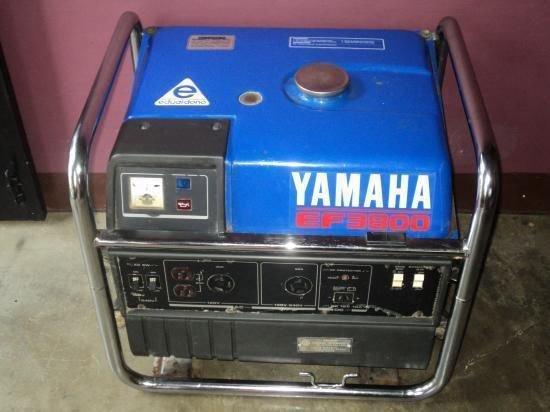 Yamaha EF1600R EF2500R EF3800R Generator Service Manual CD repair LIT196160055