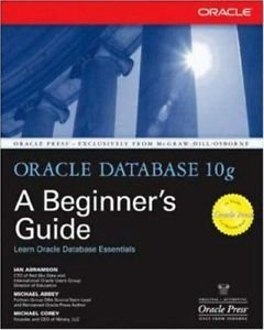 Oracle Database A Beginner's Guide -Abramson Abbey Corey- Softcover
