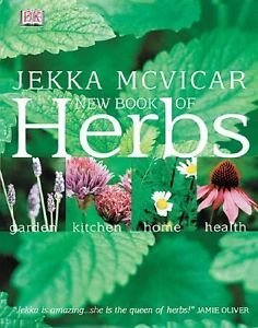 New Book of Herbs by Jekka McVicar (2002, Hardcover)