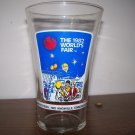 1982 Worlds Fair Glass