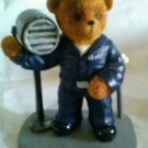 Hamilton Collection Teddies in the Navy-Ship to Shore