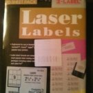 "Laser Labels Diskette 2 3/4""x 2 3/4"" 450 Labels Compare to Avery 5196"