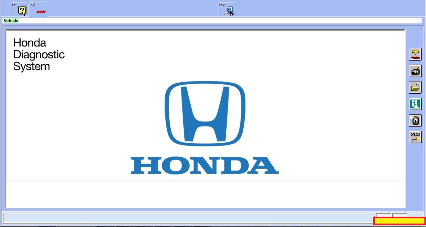 Honda HDS
