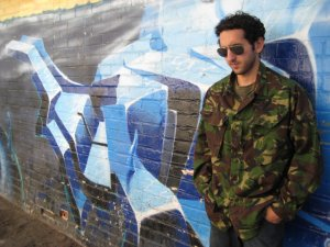 """Hippie Jihad"" - Lurker Branded Jacket"