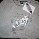 Jerome Baker Skateboards T Shirt *szL* *JBD*