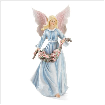 ANGEL FIGURINE  Item #37148