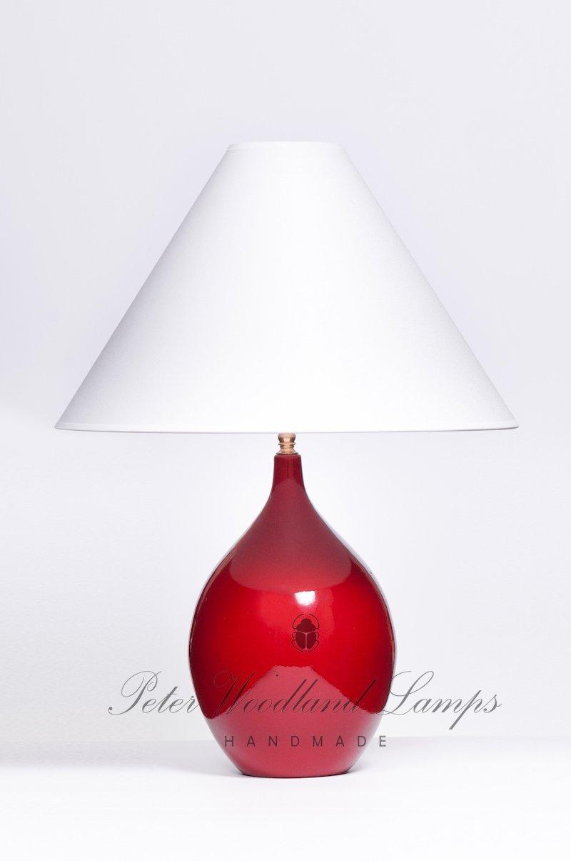LACRIMA SMALL CHERRY RED