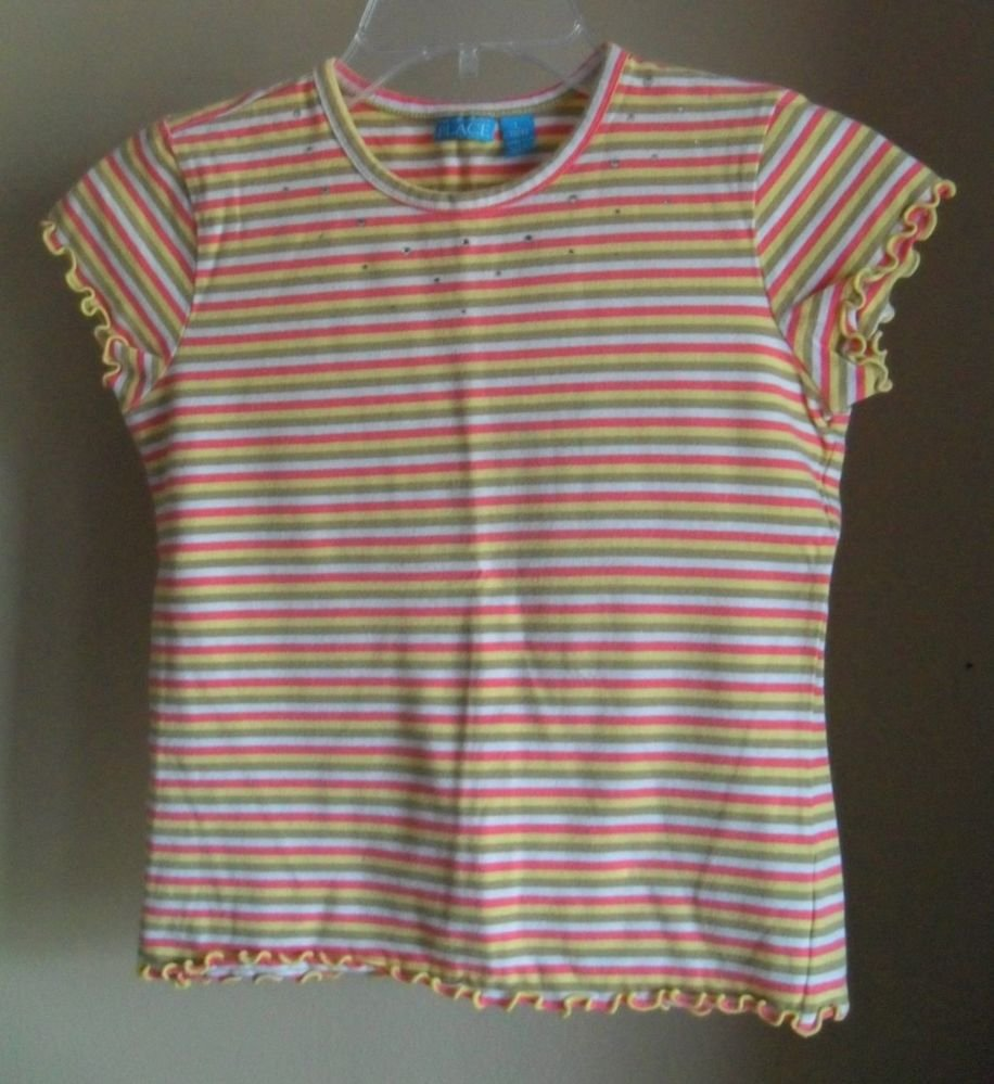 The Children's Place Striped Top L 10/12