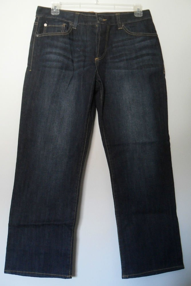 Authentic Rugged Company Trade Mark Dry Goods Surplus Tough Vintage Mens Jeans