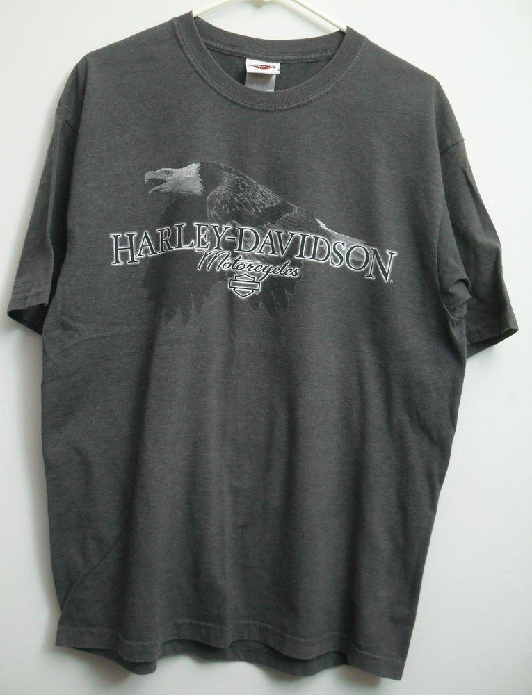 Harley-Davidson Motorcycles House of Harley Milwaukee Wisconsin Vintage Shirt