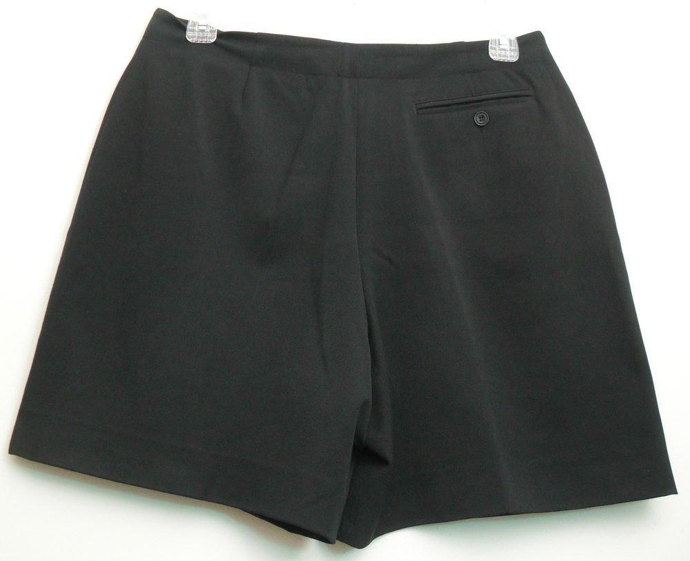 Sport Haley Nice Golf Style Dress Shorts 2 Pockets 1 Button Closure w/ Zipper