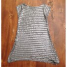 Passport Gray Sequined Tunic (JrS)