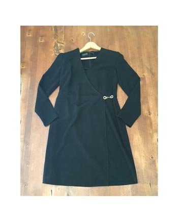 Liz Claiborne Dresses Black Formal Dress (6)
