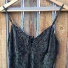 New York & Co. Olive Snakeskin Dress (8)