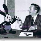 Oswald the Lucky Rabbit Black & White NEW 8 x 10 Photograph Walt Disney