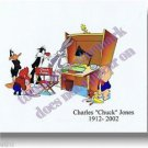Speechless Chuck Jones tribute Warner Bros 8x10 inches Publicity image