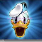 Donald Duck 1930s Title Card image NEW  8 x 10 inches Disney crisp & Clear