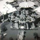 Disneyland 1965 Aerial photo Park 8 x 10 Sleeping Beauty Castle Hub Fantasyland