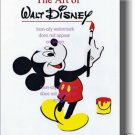 Art of Disney Animation 8 x 10 Professional Mickey