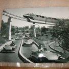 Disneyland Monorail Tomorrowland Autopia Newly Printed 8x10 1960s Walt Disney