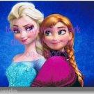 Disney New Frozen publicity photo 8x10 Anna Elsa 2013