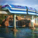 Disneyland Monorail Tomorrowland 8x10 Newly Printed