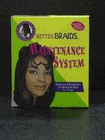 Better Braids & Herbal - Maintenance System