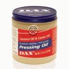 Dax - Pressing - Coconut Oil & Castor Oil 3.5oz.