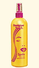 Designer Touch - Firm Hold Spritz 12oz.
