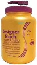 Designer Touch - Moisture Renu Conditioning Shampoo 50oz.