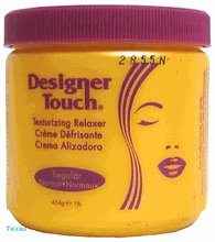 Designer Touch - Texturizing Relaxer - Regular 1lb.