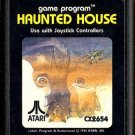 HAUNTED HOUSE (Atari 2600) Cartridge Only