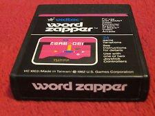 WORD ZAPPER  (Atari 2600) * Cartridge Only*