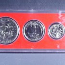 1981 US Coins Collector's Year Set 6 coins including Anthony & Kennedy  Whitman